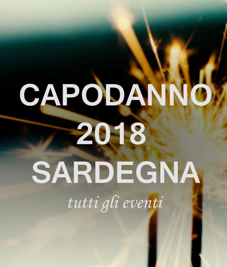 Tutti gli eventi del capodanno in Sardegna per il 2018