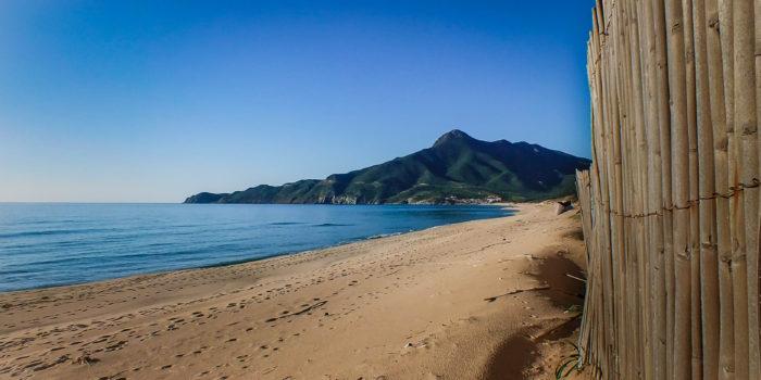 Buggerru spiaggia San Nicolò
