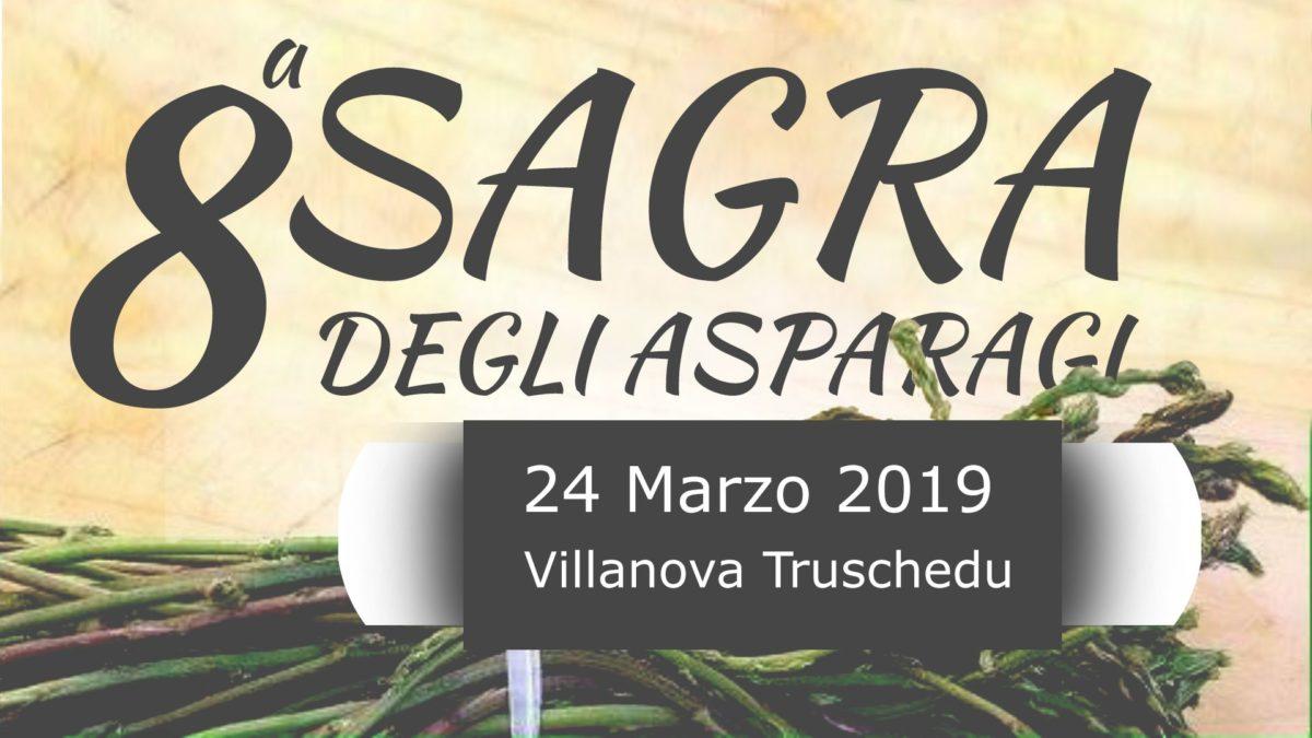 Sagra degli Asparagi 24 Marzo 2019 Villanova Truschedu